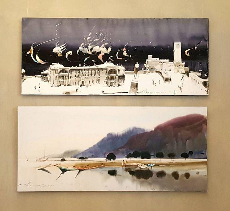 votsmush #art #artist #exhibition #yalta #villaelena