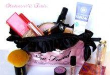 8 indispensables à avoir dans sa trousse à maquillage