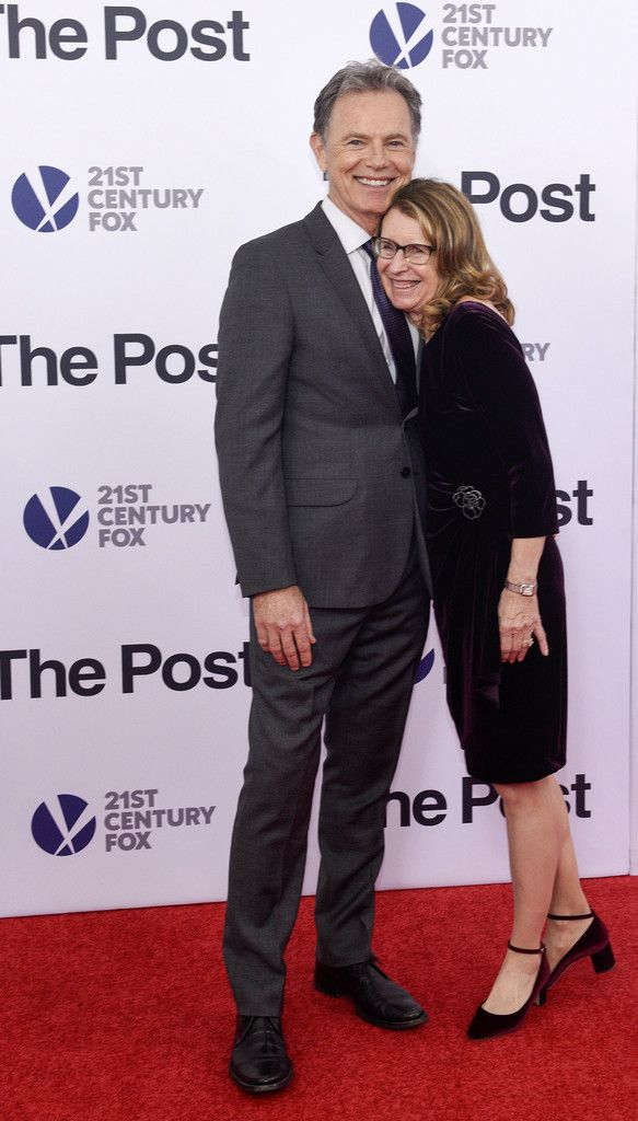 """Bruce Greenwood Photos - 1 of 208 Photos - Bruce Greenwood and Susan Devlin arrive at """"The Post"""" Washington, DC premiere at The Newseum on December 14, 2017 in Washington, DC. Bruce Greenwood Photos - 1 of 208"""