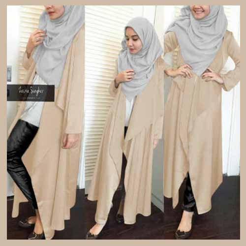 325 Best Baju Gamis Terbaru Images On Pinterest Hijab