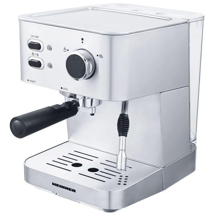 Heinner Master Collection HEM-1050XMC - espressorul manual accesibil . Iată că Heinner are în ofertă inclusiv espressoare, așa că mulți dintre cei care au avut deja contact cu brandul cu produse accesibile sau care... http://www.gadget-review.ro/heinner-master-collection-hem-1050xmc/