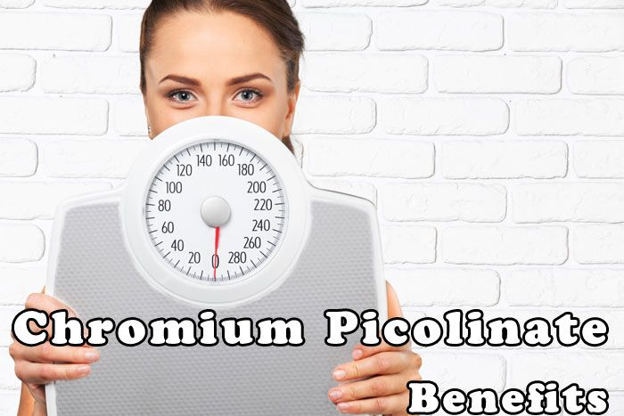 Chromium Picolinate Benefits Include: Weight Loss, Heart Health, Control Blood Sugar and Fight Depression. Chromium Picolinate is the best absorbed form.