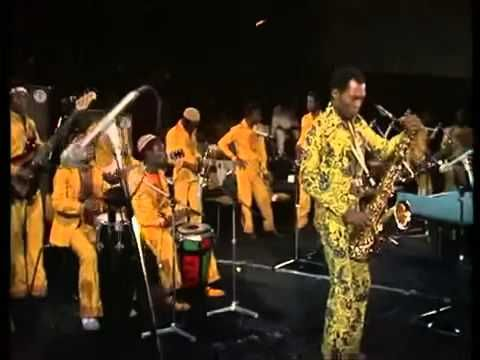 FELA KUTI - Live at Berliner Jazztage, Berlin 1978 - Full concert - YouTube