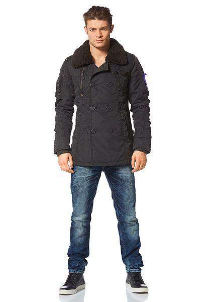 Khujo Zimní bunda