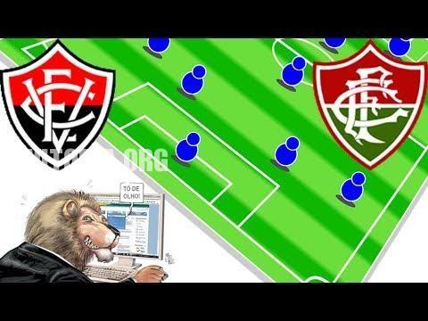 Sem Willian Farias Vitória encara Flu veja os jogadores relacionados