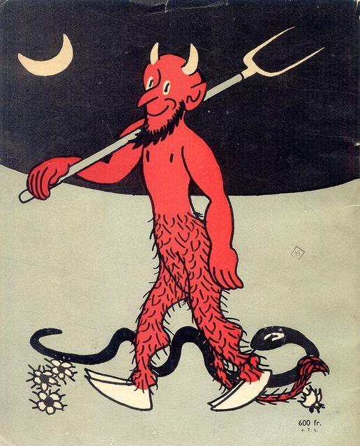 le diable et son p19 by pilllpat (agence eureka), via Flickr