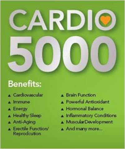 If you're interested in ordering this product....Click here http://www.symmetrydirect.com/chevonee Click products on the first page...then click PRODUCTS again and scroll down until you see Cardio 5000.