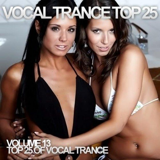 Vocal Trance Top 25 Volume 13 (2012) (Melon Dreams)