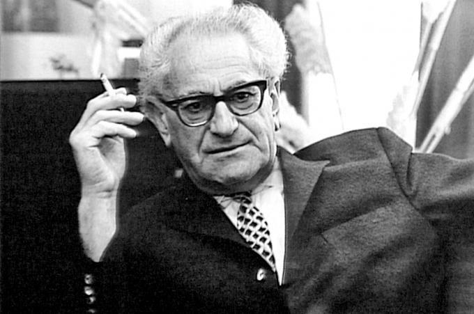 Fritz Bauer - Alchetron, The Free Social Encyclopedia