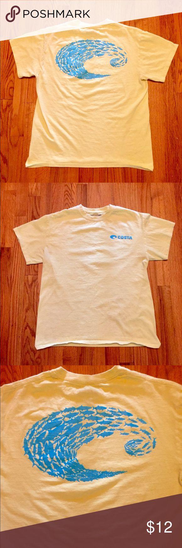 Costa Del Mar TShirt Costa Del Mar TShirt Costa Del Mar Shirts Tees - Short Sleeve