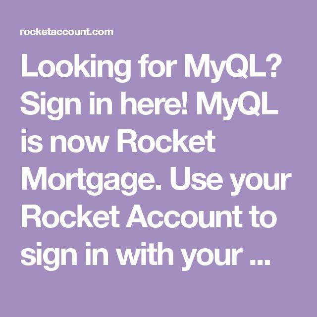 www myql com sign in