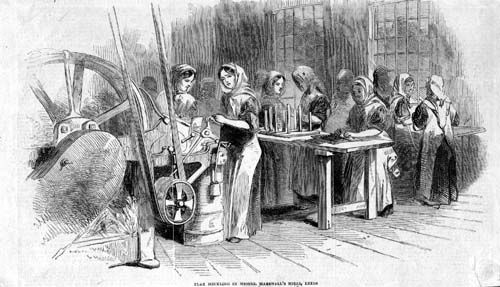 Colonial Linen A Step Towards American Independence