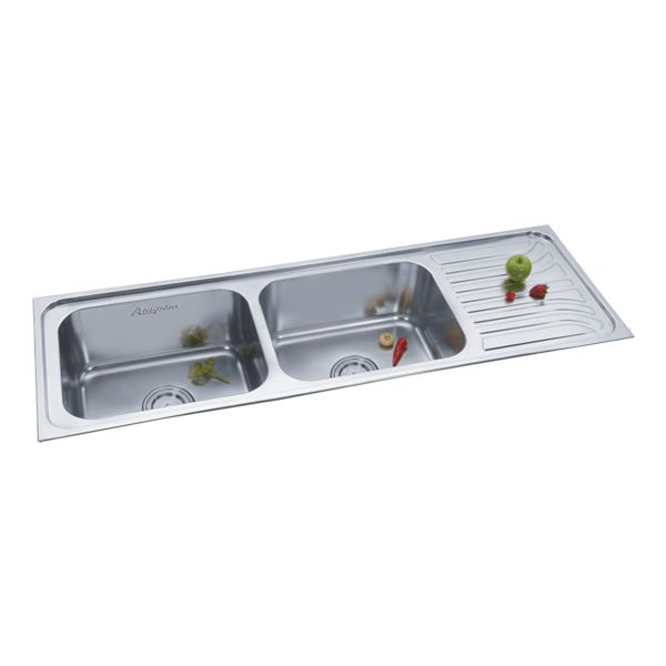 Buy Double Sink 323 in Sinks through online at NirmanKart.com