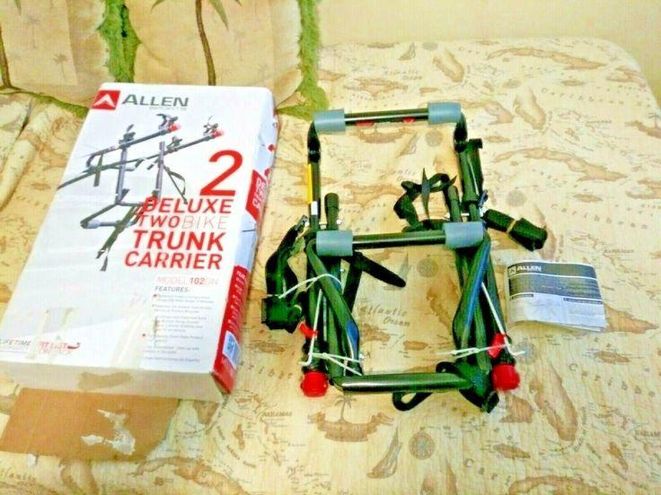 Allen Sports Deluxe 102DN 2 Bike Storage Mount Carrier