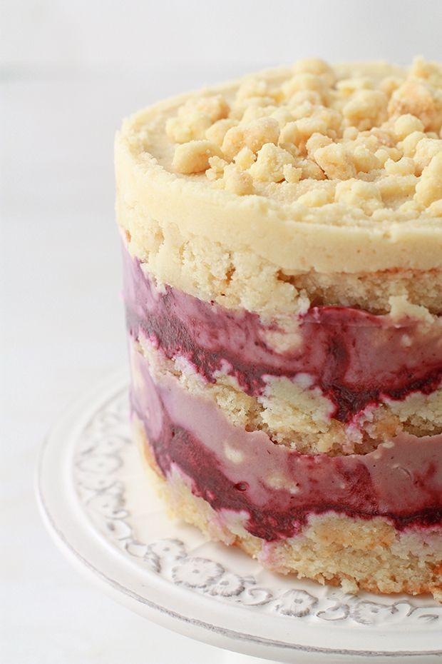 Kitchen Heals Soul - Momofuku Milk Bar style cake