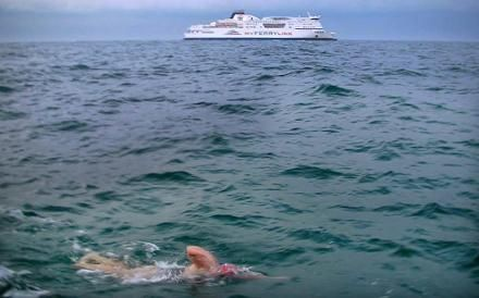 """""""How to swim the English channel, should you ever want to"""" This may be useful one day"""