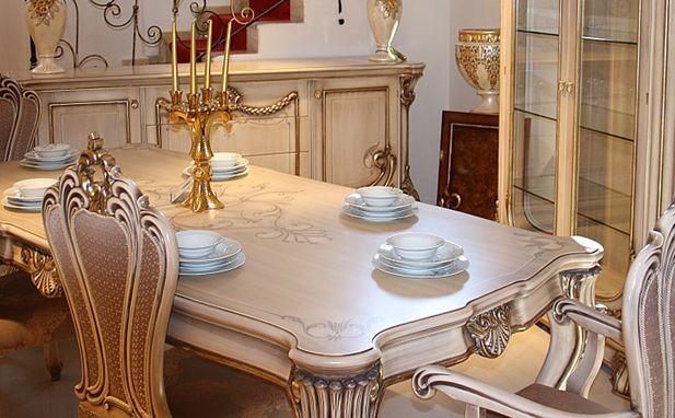 Klasik Tasarıma Saygı Duruşu Klasik Yemek Odaları - http://www.mobilyakulisi.com/klasik-tasarima-saygi-durusu-klasik-yemek-odalari.html