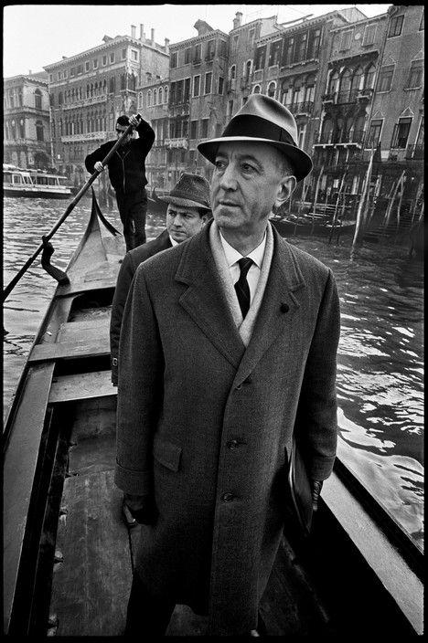 Bruno Barbey View profile ITALY. Venetia region. Town of Venice. 1962.