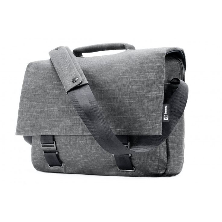 Mamba Courier is a clean messenger bag. Its timeless design combines function, clean lines, plant-based fabrics, gorgeous hardware and understated color scheme. In addition to laptop compartment, it caters to documents, tablet and other accessories.