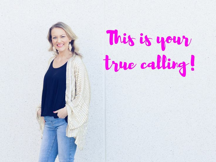 This is your true calling! Read more here: