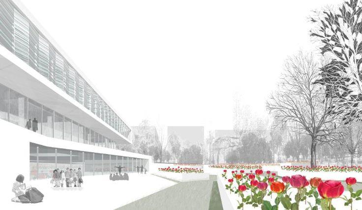 Nueva Sede de la Biblioteca Pública del Estado en Córdoba