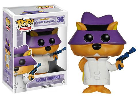 Pop! Animation: Hanna-Barbera - Secret Squirrel | Funko