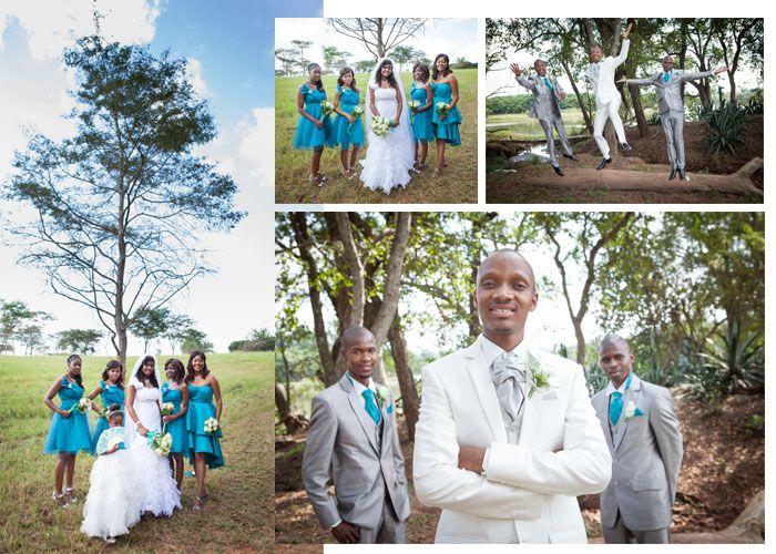 Justice & Dinah Wedding - Letaba Eco River Lodge