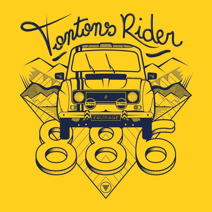 Tontons Rider | 4L Trophy 2015 www.tontonsrider.be >> www.facebook.com/TontonsRiderTeam