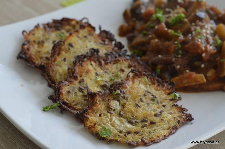 Zelňáko bramboráky….