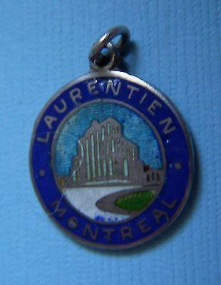 Vintage-enamel-Hotel-Laurentien-Montreal-Quebec-Canada-sterling-charm