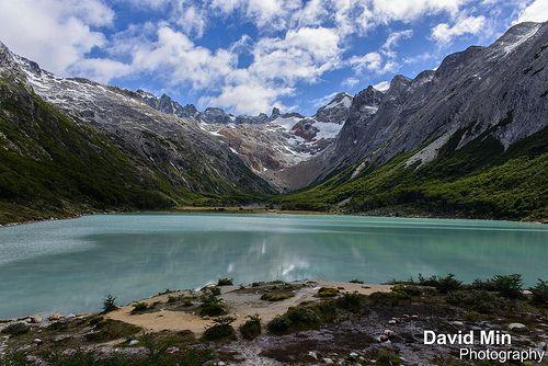 Ushuaia, Argentina - Laguna Esmeralda