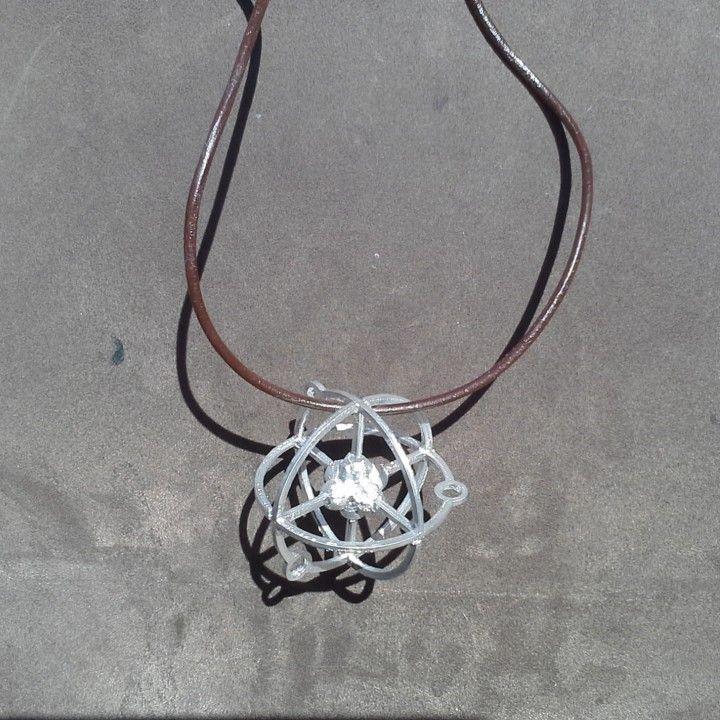 Atom Jewelry by Naomi McDonald