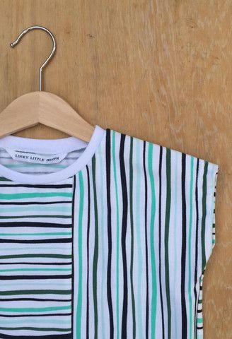 Shaky Stripes T-shirt