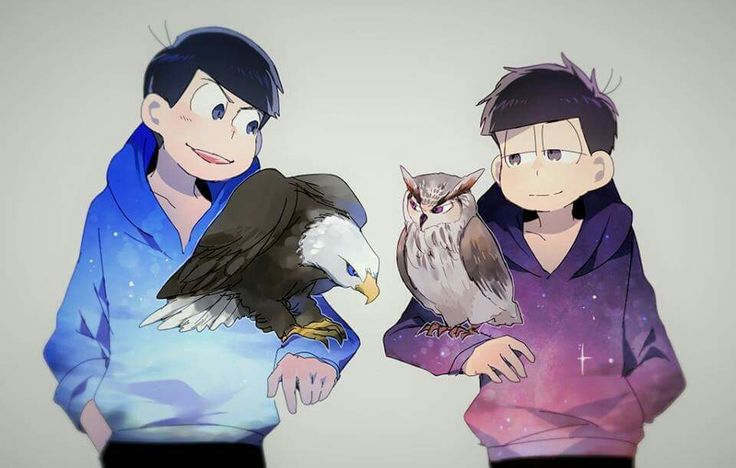 Karamatsu & Ichimatsu