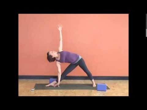 Five Parks Yoga - Moon Salutations - YouTube