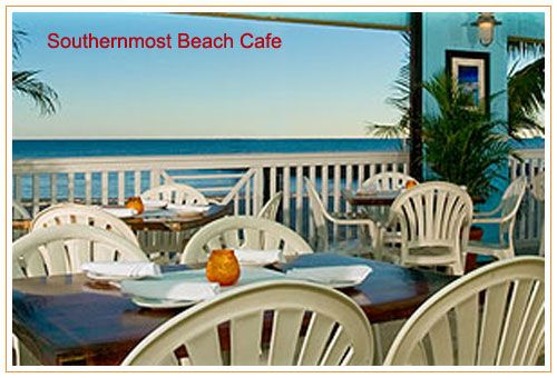 There's No Better Dining Menu In Key West Than At The Southernmost Beach Cafe | Bed & Breakfasts in Key West, Key West Hotels, Key West Motels, Key West Accommodations
