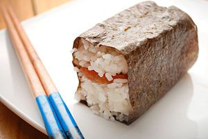 how to make a spam musubi in 11 steps