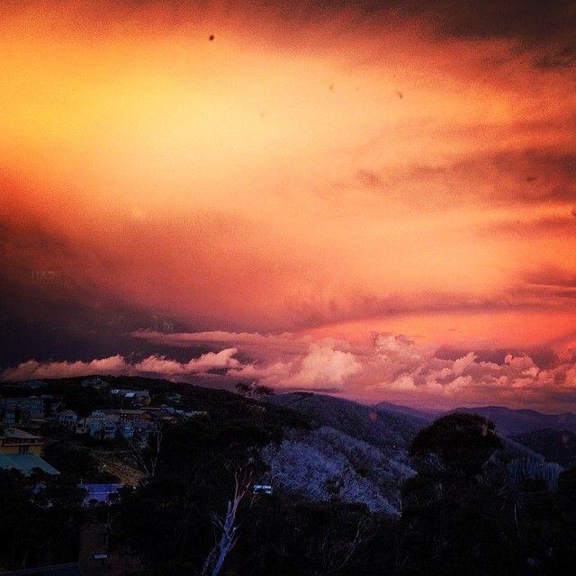 Mount Buller Ski Resort, Mt Buller, Victoria, Australia