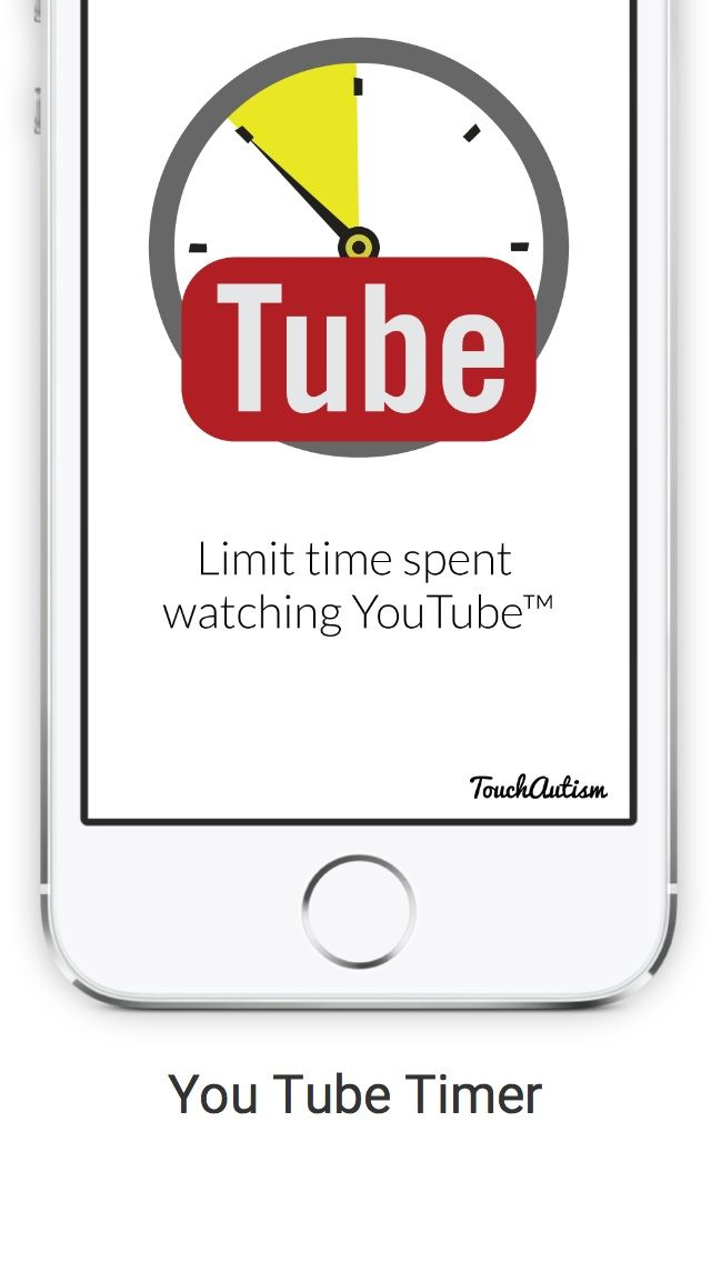 You Tube Timer allows the adult to limit the time spent watching you tube.  It