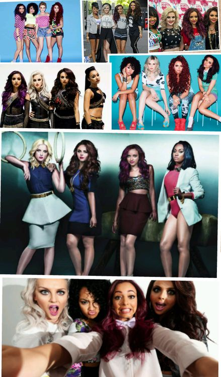Little Mix@potterwholock1