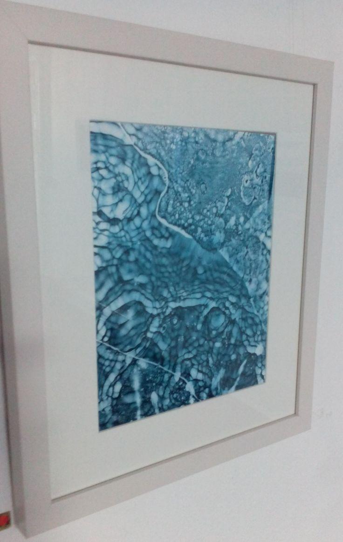 Aquiform (tone 1), Photogram (1 of 1), lllford RC Multigrade Paper, by Kate- Bowe O'Brien, €80