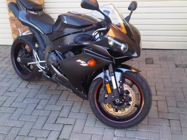 Yamaha R1 r1 | Yamaha R1 2007, R1 Mileage 25000, Make Yamaha Model, do Bike is ...