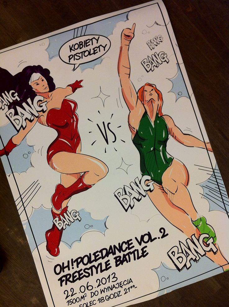 KobietyPistolety battle 2013