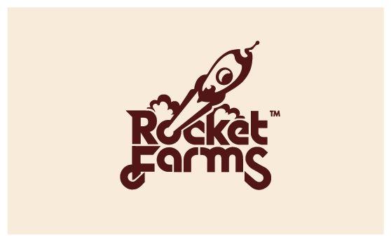 Rocket Farms - Logo by ~Neverdone on deviantART