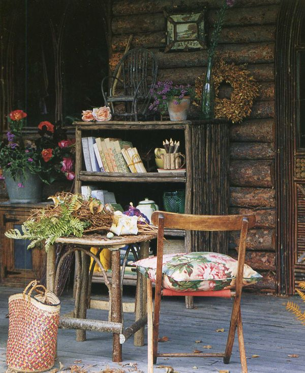 17 meilleures images propos de reve de maison sur pinterest po le maisons de campagne et - Decoratie cottage montagn e ...