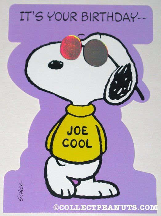 366 best Snoopy happy birthday images – Cool Birthday Greetings
