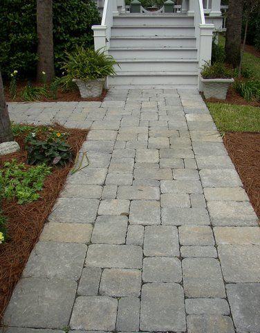 Front Patio Ideas Curb Appeal Sidewalks