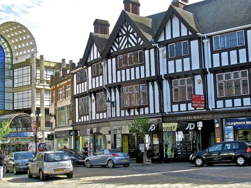 My old neighbourhood- Kingston Upon Thames, London