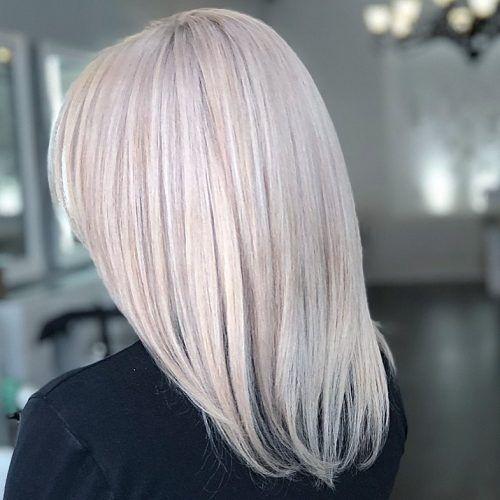 38 Incredible Silver Hair Color Ideas in 2019 | luscious