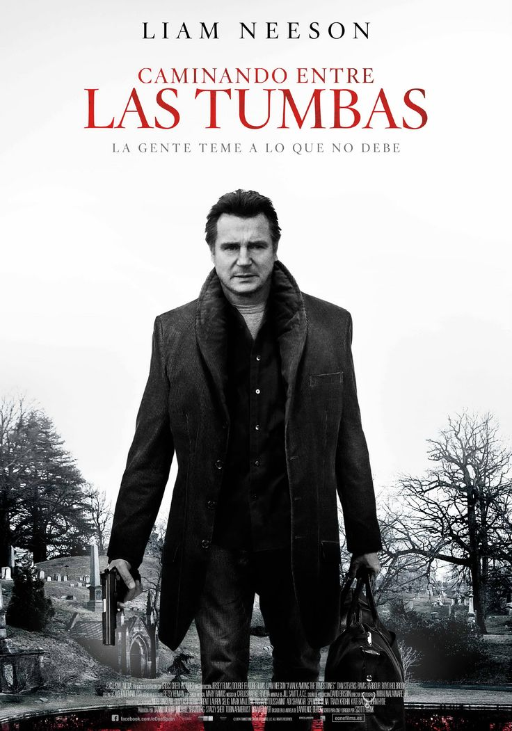 Caminando entre las tumbas - A walk among the tombstones
